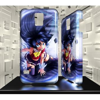 Coque Samsung Galaxy S5 Mini FAIRY TAIL WENDY MARVEL 02