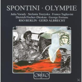 Olympie - Vinilo