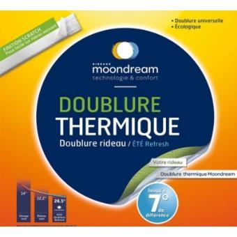 doublure thermique refresh by moondream ete fixable sur. Black Bedroom Furniture Sets. Home Design Ideas