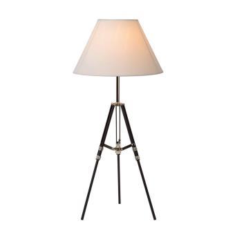 Jour Lampe Pour Abat Poser Blanc à E14 Trã©pied Mã©tal Avec Culot En ZukXOPTi