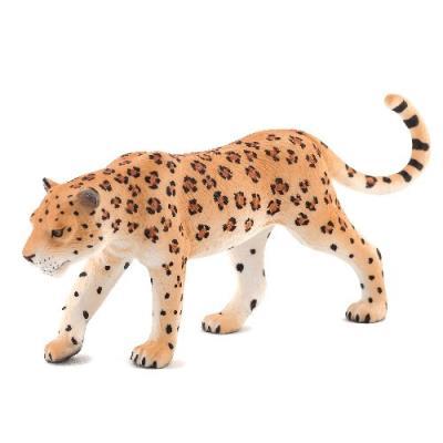 Mgm - 387018 - figurine animal - léopard grand modèle - 13 x 5 cm animal planet ft-7018