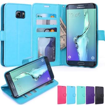 samsung galaxy s6 edge coque porte feuille
