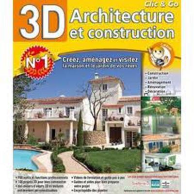 3D Architecture et construction 8 PC