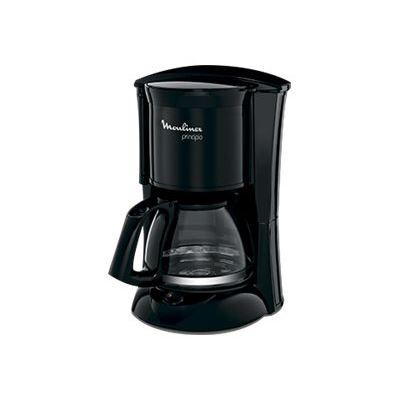 Moulinex Principio FG1528 - Cafetière - 6 tasses - noir
