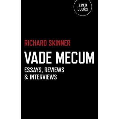 Vade Mecum: Essays, Reviews & Interviews - [Livre en VO]