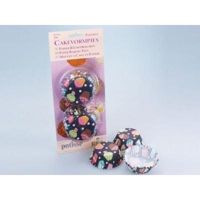 patisse 01761 caissette à cupcakes en papier sulfurise délices glacés 5 cm