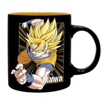 Caneca Goku & Vegeta - Dragon Ball