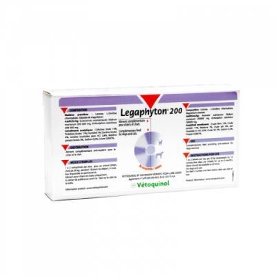 Legaphyton 200 - 24 comprimés