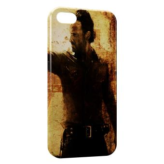 Coque iPhone SE The Walking Dead 6
