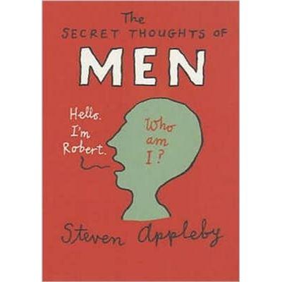 The Secret Thoughts Of Men Pbk