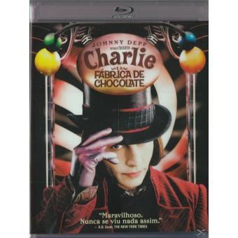 CHARLIE E A FABRICA DE CHOCOLATE-BD