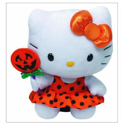 Carletto 7141009 Bébé Hello Kitty Halloween - 15 cm
