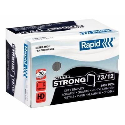 Rapid - Agrafes 73/12mm - Boite De 5000
