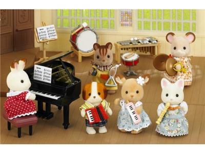 Sylvanian Leçon de musique