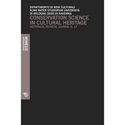 Conservation Science in Cultural Heritage (Review) - [Livre en VO]