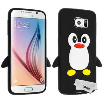 coque galaxy s6 pingouin