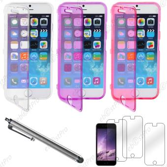 coque iphone 6 lot de 3 couleur