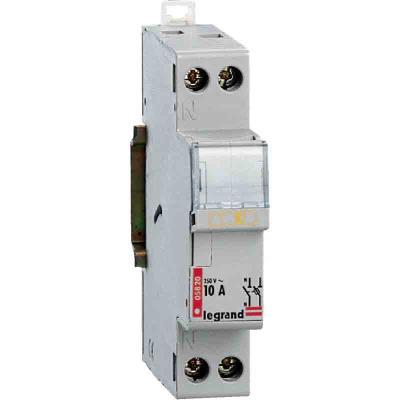 Legrand porte-fusible modulaire 1 phase + pour cartouches 32a 327-600064