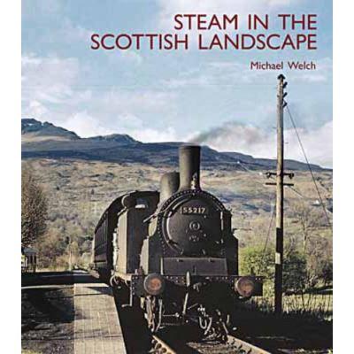 Steam in the Scottish Landscape