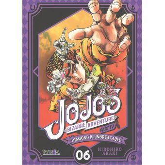Jojo's bizarre adventure 4 diamond6