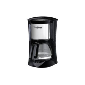 Moulinex Subito FG1508 - koffiezetapparaat - zwart/metalliek