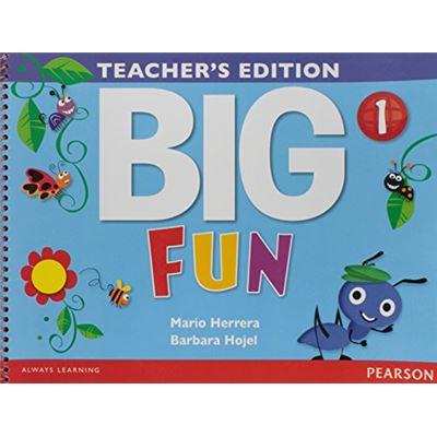 Big Fun 1: Teacher'S Edition