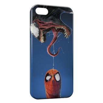 Coque iPhone SE Spiderman 7