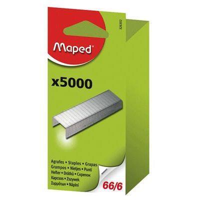 Agrafe 66/ 6 Maped - boite de 5000