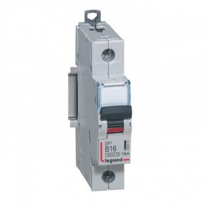 Disjoncteur 10A 10Ka Courbe B 1 Pole Legrand Dx3 Vis / Vis