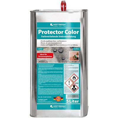 Hotrega Protecteur de couleur dans différentes tailles gebinden