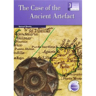 Case Of The Ancient Artefact 3ºeso. Reader