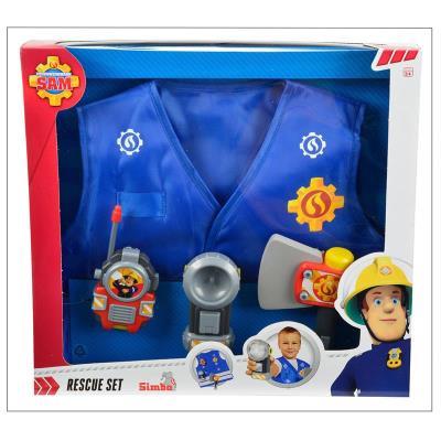 Simba Toys 109250745 Set de sauvetage - Pompier Sam.
