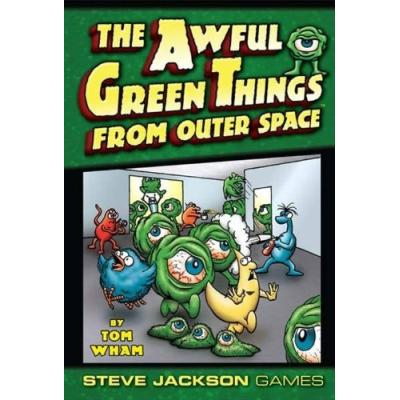 AWFUL GREEN THINGS FROM OUTER