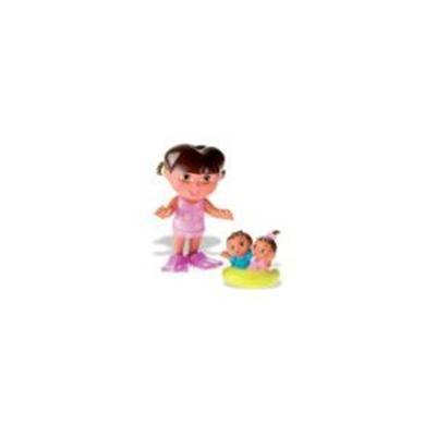 Fisher-Price - Dora Et Les Jumeaux - Bain
