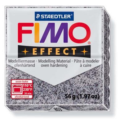 dtm loisirs creatifs - fimo soft 56g granit 803