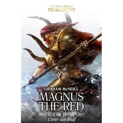 Magnus The Red Master Of Prospero