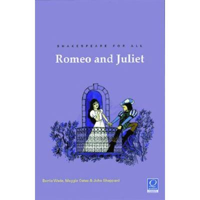 Romeo and Juliet (Shakespeare for All) - [Livre en VO]