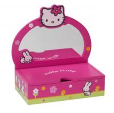 Hello Kitty - Boite A Bijoux