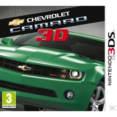 Chevrolet Camaro 3D - Autres.
