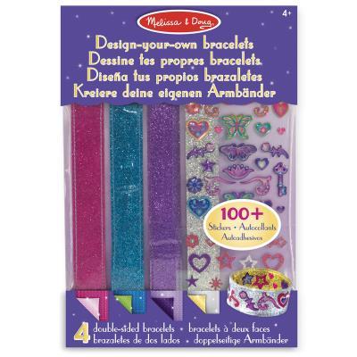 Kit Créatif : Bracelets Melissa and Doug