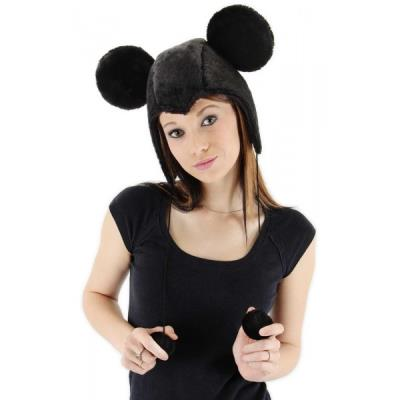Bonnet Mickey Mouse adulte