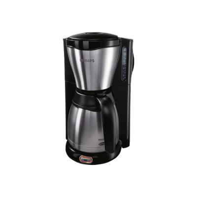 Philips Cucina Thermos - cafetière - noir
