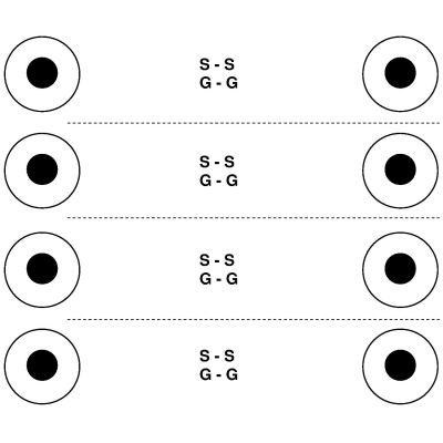 Adaptateur audio de Jack 6,35 mm mâle vers Jack 3,5 mm femelle noir