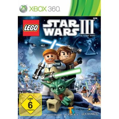 Lego star wars iii : the clone wars [import allemand]