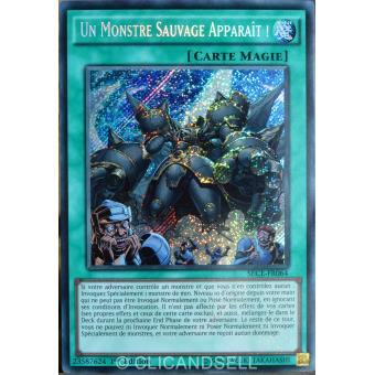 VF//Secret MP15-FR234 Yu-Gi-Oh Carte Un Monstre Sauvage Apparait MP15-EN234
