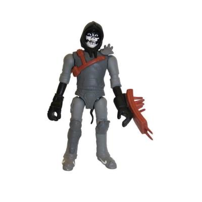 Tmnt - 5575 - figurine animation - mutation articule - mix n match - casey jones - 12 cm