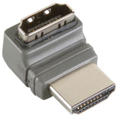 Adaptateur d'Angle 270° HDMI® haut vitesse avec Ethernet