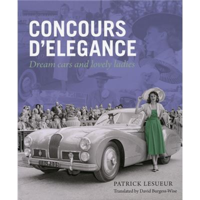 Concours D'Elegance (Hardcover)
