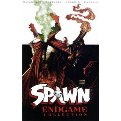 Spawn: Endgame Collection (Paperback)