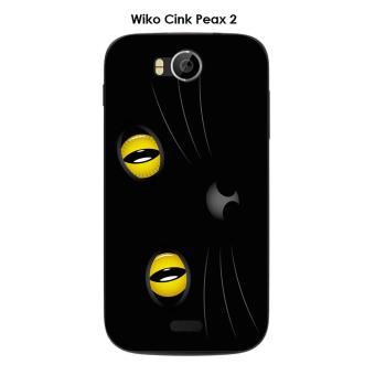 Coque Wiko Cink Peax 2 design Cat